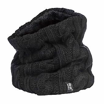 Doamnelor lână termică căptușită gât de iarnă mai cald