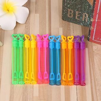 Herz Seife Blase Flaschen Kinder Outdoor Home Dekoration Spielzeug