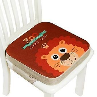 Lapset korotettu tuoli pad, pehmeä vauvan ruokailutuoli pad