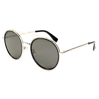 Unisex slnečné okuliare Converse SCO284Q55BLGO Golden