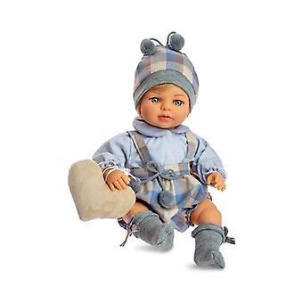 Baby Doll Berjuan Mauro (40 cm)