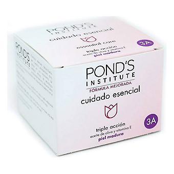 Facial Cream Cuidado Esencial Pond's 3-in-1 (50 ml)