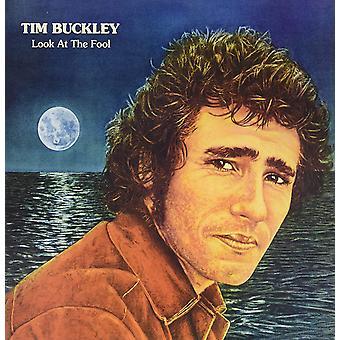 Tim Buckley - Titta på Fool Limited Edition Genomskinlig blå vinyl