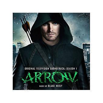 Blake Neely - Arrow Original Television Soundtrack: Season 1 Vinyl