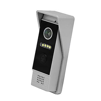 Doorphone / Bell Poe Outdoor Call Panel Of Video Intercom