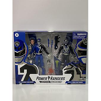 Power Rangers S.P.D A and B Squad Blue Ranger Lightning Collection Hasbro F1171