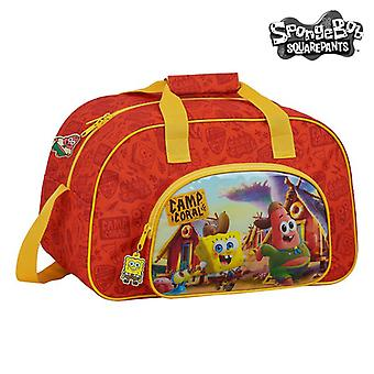 Sports bag Spongebob Yellow Orange (23 L)