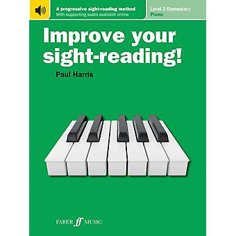 Improve Your SightReading Level 2 US EDITION by By composer Paul Harris