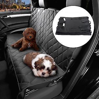 Pet dog cat car back seat cover blanket mat protector waterproof travel hammock