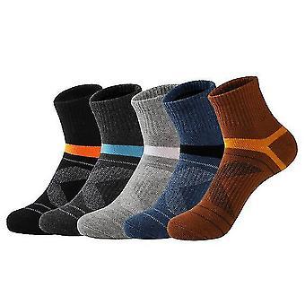 Men's Outdoor Hiking Socks Wear-resistant Sports Socks Basketball Socks Deodorant Sweat-absorbent