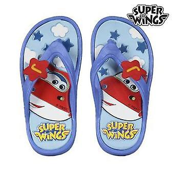 Flip Flops Super Wings 72393 Sky blue