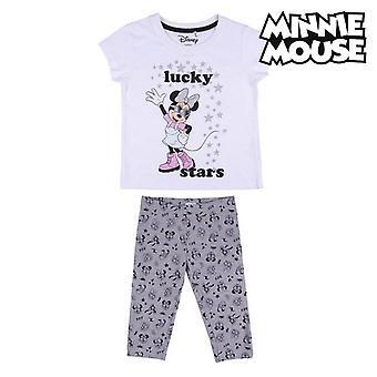 Set kleding Minnie Mouse White