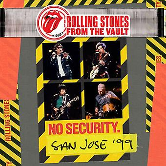 The Rolling Stones From the Vault - No Security - San Jose 99 DVD (2018) The Region 2