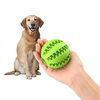 7cm Pet Dog Toys Stretch Rubber Leaking Ball Pet Cat Dog Interactive Toy Pet Cat Dog Chew Toys Tooth Cleaning Balls Puppy Toys