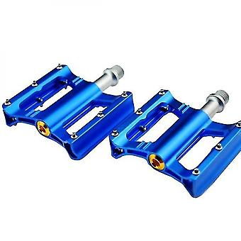 Laiqiankua Aluminum Alloy Bicycle Bearing Pedals With Anti Skid Peg