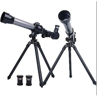 40x30 Tähtitieteellinen teleskooppi Aloittelijat, Maisemakuun katselu,Lapset'Lahja