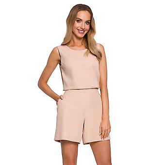 Made Of Emotion Women's M573 Playsuit