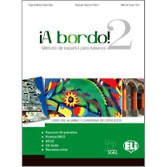 A Bordo!: Studentens bok 2