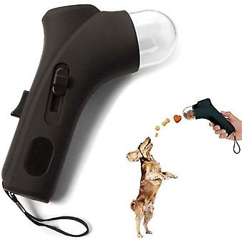 Pet snack launcher cat dog exercise fun cats dogs treats play new