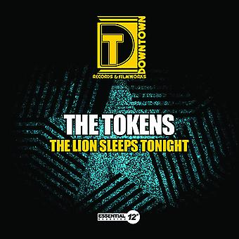 Token - Lion Sleeps Tonight USA import