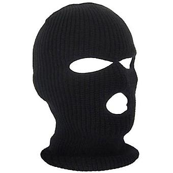 Унисекс Полное лицо Покрытие Лыжная маска Шляпа