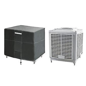 Housses de climatiseur Mimigo pour les unités extérieures, housses de climatisation centrales pour carré extérieur, imperméable à l'eau, imperméable à la poussière et coupe-vent Housse d'unité de climatisation durable, bla
