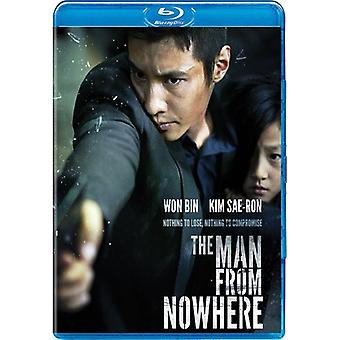 The Man From Nowhere [Blu-ray] [BLU-RAY] USA import