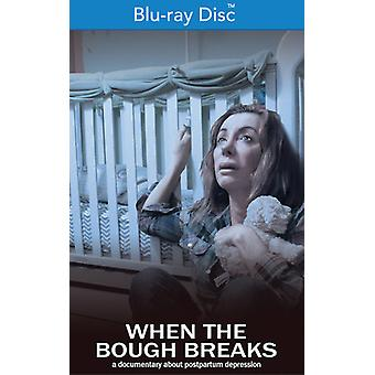When the Bough Breaks [Blu-ray] USA import