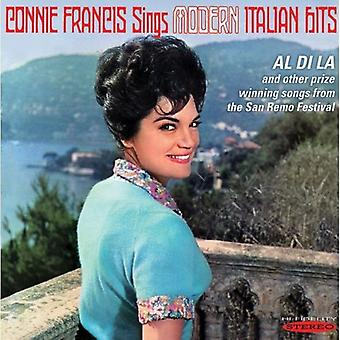 Connie Francis - chante moderne italien Hits [CD] USA import