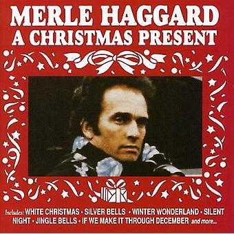 Merle Haggard - Christmas Present [CD] USA import