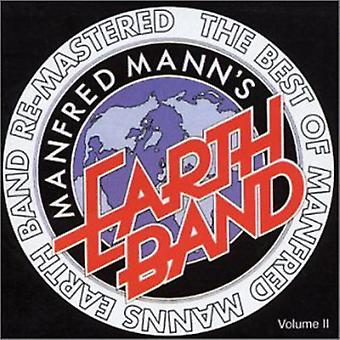 Manfred Mann's Earth Band - Manfred Mann's Earth Band: Vol. 2-Best of Manfred Manns Earth Band [CD] USA import