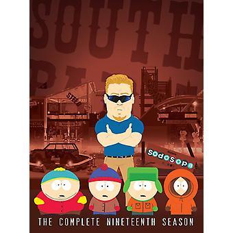 South Park: Complete Nineteenth Season [DVD] USA import