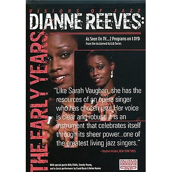 Dianne Reeves - Early Years [DVD] USA import
