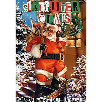 Slaughter Claus [DVD] USA import