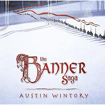Austin Wintory - import EUA Saga Banner [CD]