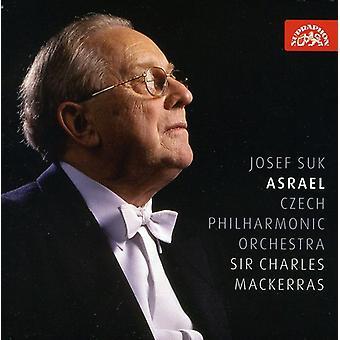 J. Suk - Josef Suk: Asrael [CD] USA import
