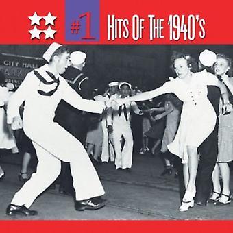 No. 1 Hits av 1940-talet - No. 1 Hits av 1940-talet [CD] USA import