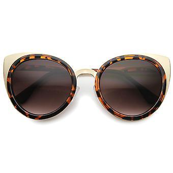 Cat женский глаз солнцезащитные очки с UV400 защитой градиент линзы