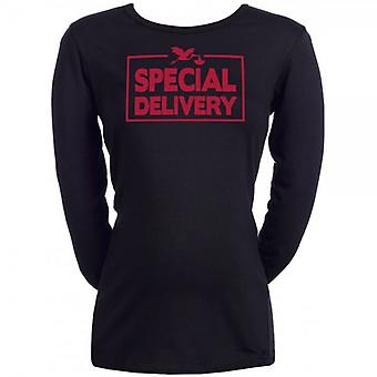 Spoilt Rotten Special Delivery Maternity T-Shirt