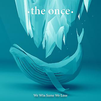 Once - We Win Some We Lose [CD] USA import