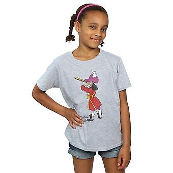 Disney Girls Peter Pan Classic Captain Hook T-Shirt