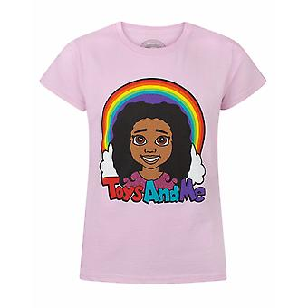 Tiana Toys And Me Childrens/Girls Official Logo T-Shirt