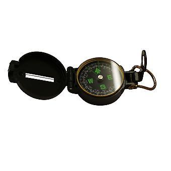 Vandring Lensatic kompass navigering Camp överlevnad