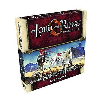 De Lord of the Rings het kaartspel het zand van Harad expansie