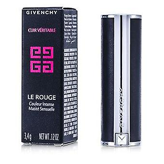 Givenchy Le Rouge intens farge Sensuously Mat leppestift - # 315 Framboise velur - 3.4g/0.12oz