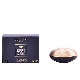 Guerlain Orchidée Impériale Crème Yeux 15 Ml voor vrouwen