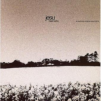 Jesu - Heart Ache & Dethroned [CD] USA import