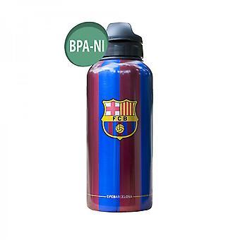 FC Barcelona Official Classic Aluminium Water Bottle