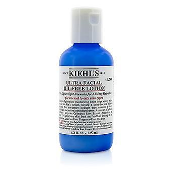 Kiehl ' s ultra Facial Oil-gratis lotion-voor normale tot vette huid types-125ml/4oz