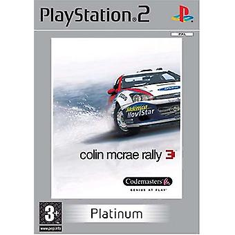 Colin McRae Rally 3 (Platinum) - Neu